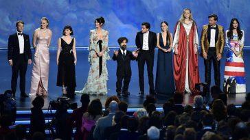 2019 Emmys Winners