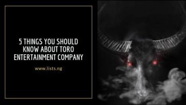 Toro Entertainment Company