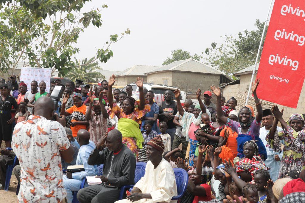 Giving NG Nasarawa IDP Camp