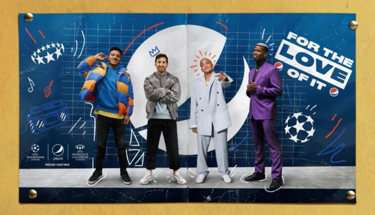 Pepsi Advert