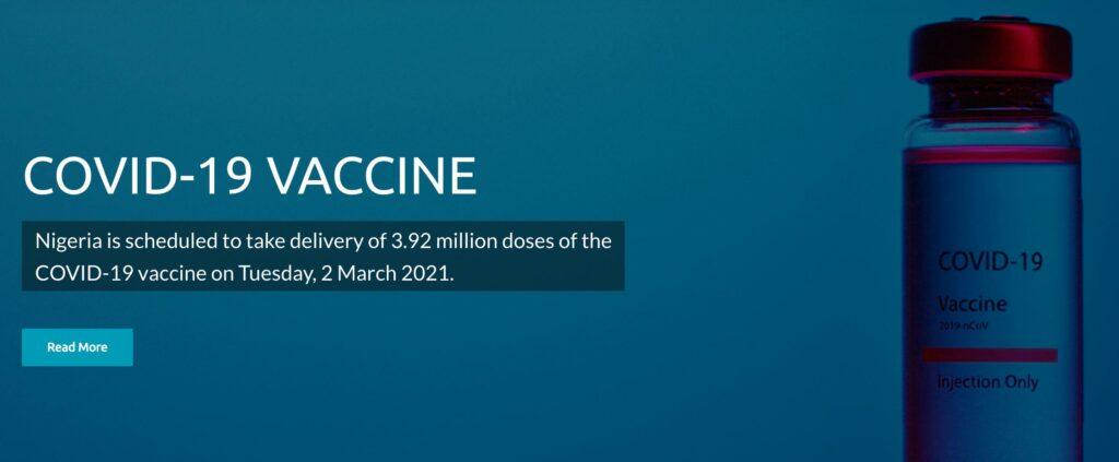 Covid 19 Vaccine Nigeria